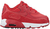Nike Boys' Toddler Air Max 90 Leather Running Shoes