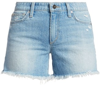 Joe's Jeans The Ozzie High-Rise Cutoff Denim Shorts