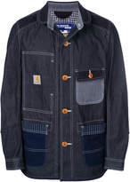 Junya Watanabe oversized denim jacket