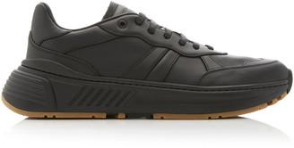 Bottega Veneta Chunky Leather Sneakers