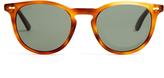 Gucci Tortoiseshell round-frame sunglasses