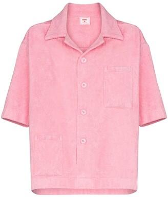 Terry. Boxy Shirt