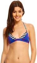 Roxy Pop Surf Polynesia Mix Triangle Bikini Top 8142178