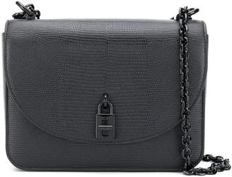 Rebecca Minkoff Love Too crocodile-effect shoulder bag