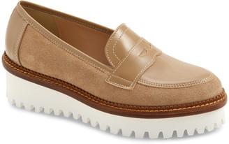 Cordani Audrey Platform Loafer