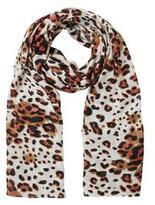 Capsule Leopard Print Scarf