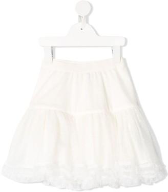 Bonpoint Flared Tulle Skirt