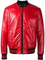 Philipp Plein Dunno bomber jacket - men - Nylon - M
