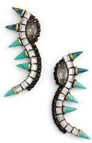 Lionette by Noa Sade 'Orian' Spike Linear Drop Earrings