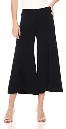 Theory Women's Cropped Wide Leg Henriet Pant