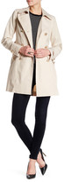 Vince Camuto Military Trench Coat (Petite & Regular)