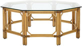 Selamat Eloise 43 Octagon Coffee Table, Nutmeg