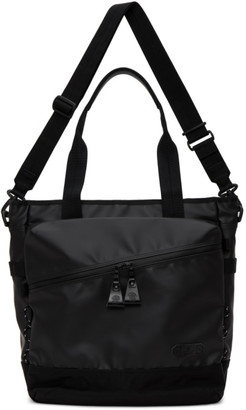 Master-piece Co Master Piece Co Black Sling Tote