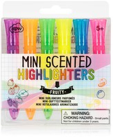 Smallable Scente Fluorescent Highlighters - Set of 6