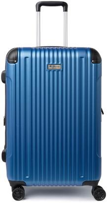 "Ben Sherman Heathrow Haul 24"" Hardside 8-Wheel Spinner Suitcase"