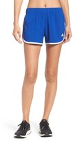adidas Women's '3-Stripes' Climalite Woven Shorts