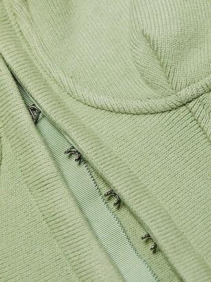 JONATHAN SIMKHAI STANDARD Elle Bustier Heavy Ribbed Knit Top