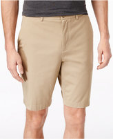 "Michael Kors Men's Tailored Flat Front 9"" Shorts"