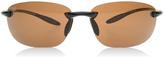 Serengeti Nuvola Sunglasses Shiny Black 7317 65mm