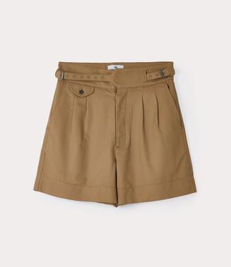 Vivienne Westwood Jungle Shorts Khaki