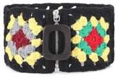 J.W.Anderson Crochet wool-blend neckband