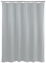 Nobrand No Brand Basket Weave Shower Curtain - Gray