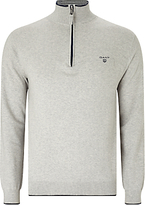 Gant Pima Cotton Half Zip Jumper