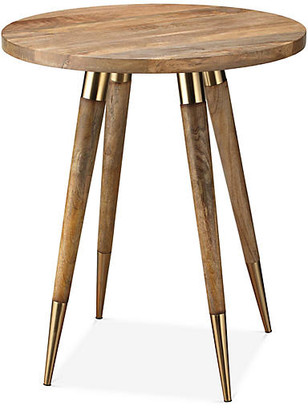 Jamie Young Owen Side Table - Natural 24""