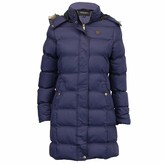 Thumbnail for your product : Brave Soul Ladies Jacket HOPLONG16ZY Navy UK 14