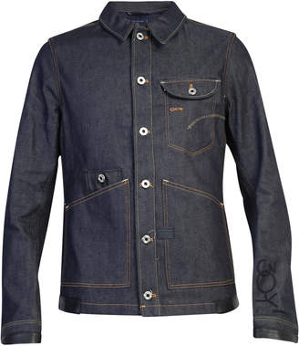 G Star Raw Denim Shirt