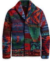 Ralph Lauren The Iconic Patchwork Cardigan