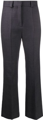 Sandro Cropped Trousers