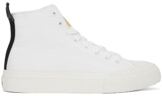 Diesel White S-Astico MCF Sneakers