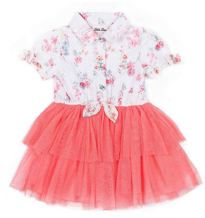 9882fc7aa8 Little Lass Girls' Dresses - ShopStyle
