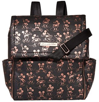 Petunia Pickle Bottom Method Backpack - Metallic Mickey Mouse
