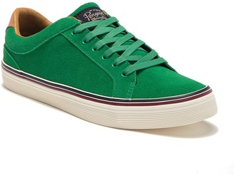 Original Penguin Chad Green Suede Sneaker