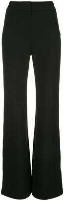 Veronica Beard Side Trim Detailed Trousers