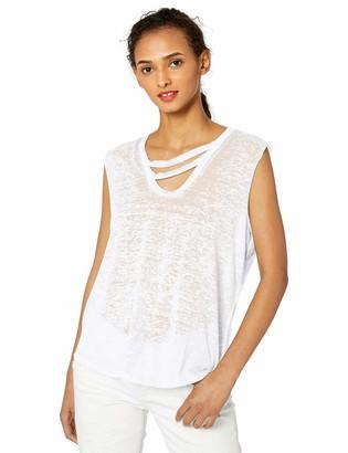 Skinnygirl Women's Willow Sleeveless Knit Top