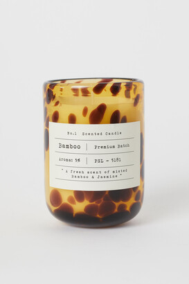 H&M Scented Candle in Glass Holder