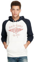 Denim & Supply Ralph Lauren French Terry Graphic Hoodie