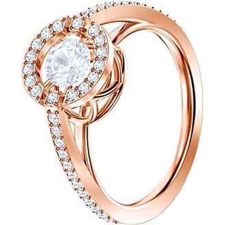 Swarovski Women Stainless Steel Ring 5482710