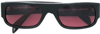 RetroSuperFuture Square Shaped Sunglasses