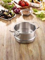 Fissler 8 Original Profi Stainless Steel Pot Steamer Insert