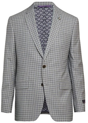 Ted Baker Jay Modern-Fit Wool Jacket