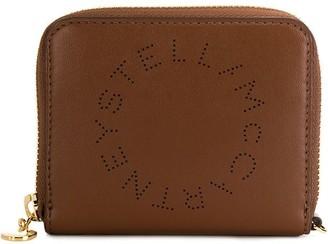 Stella McCartney Stella Logo wallet