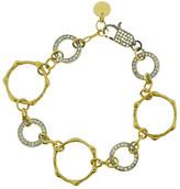 Mabel Chong - Diamond Bamboo Bracelet