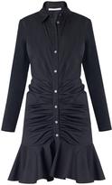 Veronica Beard Century Shirt Dress