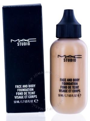 Mac Cosmetics / Studio Face And Body Foundation C4 1.7 oz (50 ml)