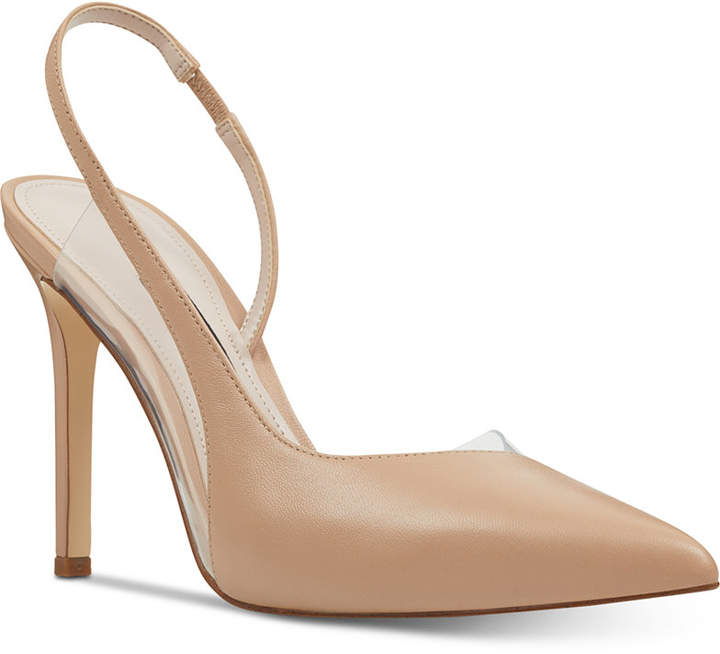 96e8817b1 Nine West Slingback Pumps - ShopStyle
