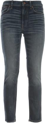 Polo Ralph Lauren Cropped Skinny Denim Jeans